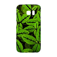 Nature Print Pattern Galaxy S6 Edge