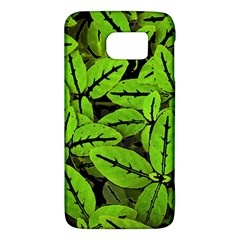 Nature Print Pattern Galaxy S6