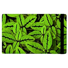 Nature Print Pattern Apple Ipad Pro 12 9   Flip Case