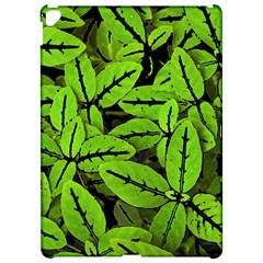 Nature Print Pattern Apple Ipad Pro 12 9   Hardshell Case
