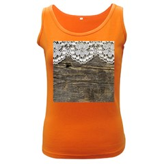 Shabbychicwoodwall Women s Dark Tank Top