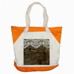 Shabbychicwoodwall Accent Tote Bag