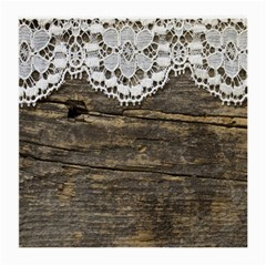 Shabbychicwoodwall Medium Glasses Cloth