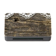 Shabbychicwoodwall Memory Card Reader With Cf