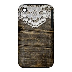 Shabbychicwoodwall Iphone 3s/3gs