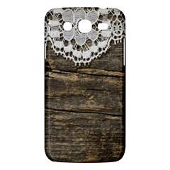 Shabbychicwoodwall Samsung Galaxy Mega 5 8 I9152 Hardshell Case