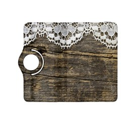 Shabbychicwoodwall Kindle Fire Hdx 8 9  Flip 360 Case