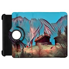 Modern Norway Painting Kindle Fire Hd 7