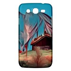 Modern Norway Painting Samsung Galaxy Mega 5 8 I9152 Hardshell Case