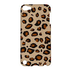 Leopard Print Apple Ipod Touch 5 Hardshell Case