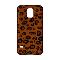 Dark Leopard Samsung Galaxy S5 Hardshell Case