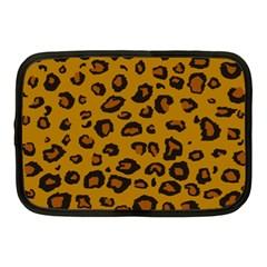 Classic Leopard Netbook Case (medium)