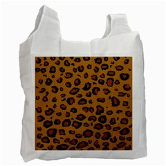 Classic Leopard Recycle Bag (two Side)