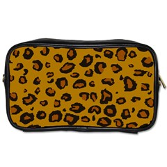 Classic Leopard Toiletries Bags