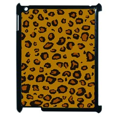 Classic Leopard Apple Ipad 2 Case (black)
