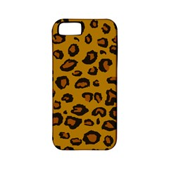 Classic Leopard Apple Iphone 5 Classic Hardshell Case (pc+silicone)
