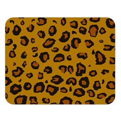 Classic Leopard Double Sided Flano Blanket (large)