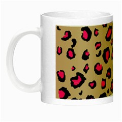Pink Leopard 2 Night Luminous Mugs