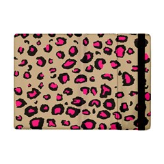 Pink Leopard 2 Ipad Mini 2 Flip Cases