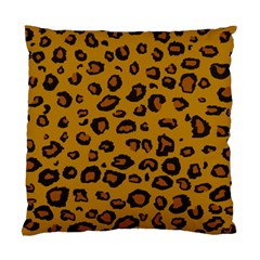 Leopard Standard Cushion Case (two Sides)