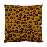 Leopard Standard Cushion Case (Two Sides) Back
