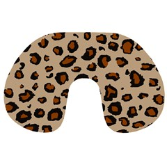 Leopard Print Travel Neck Pillows