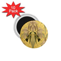 Art Nouveau 1 75  Magnets (10 Pack)