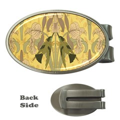 Art Nouveau Money Clips (oval)