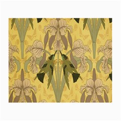Art Nouveau Small Glasses Cloth (2 Side)