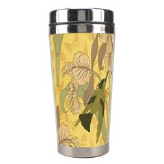 Art Nouveau Stainless Steel Travel Tumblers