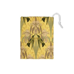 Art Nouveau Drawstring Pouches (small)