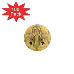 Art Nouveau 1  Mini Magnets (100 Pack)