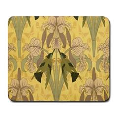 Art Nouveau Large Mousepads