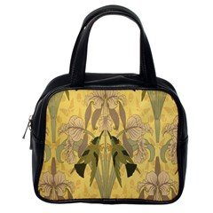 Art Nouveau Classic Handbags (one Side)