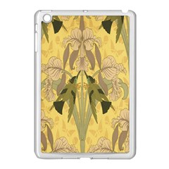 Art Nouveau Apple Ipad Mini Case (white)
