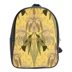 Art Nouveau School Bag (xl)