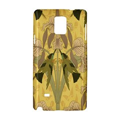 Art Nouveau Samsung Galaxy Note 4 Hardshell Case