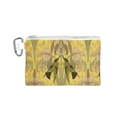 Art Nouveau Canvas Cosmetic Bag (s)