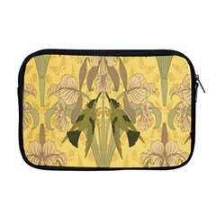 Art Nouveau Apple Macbook Pro 17  Zipper Case