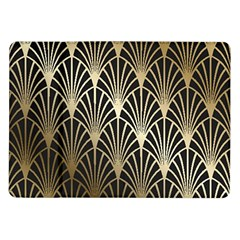 Art Deco Samsung Galaxy Tab 10 1  P7500 Flip Case