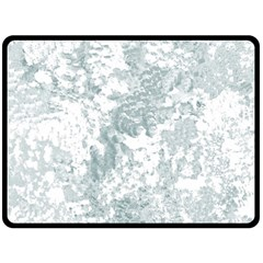Countryblueandwhite Fleece Blanket (large)