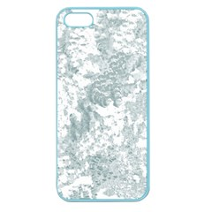 Countryblueandwhite Apple Seamless Iphone 5 Case (color)