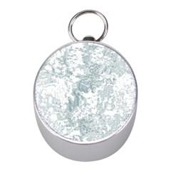 Countryblueandwhite Mini Silver Compasses