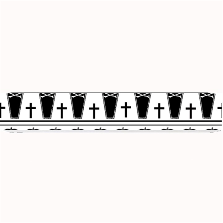 Halloween pattern Small Bar Mats
