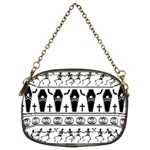 Halloween pattern Chain Purses (Two Sides)  Front