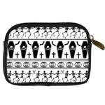 Halloween pattern Digital Camera Cases Back