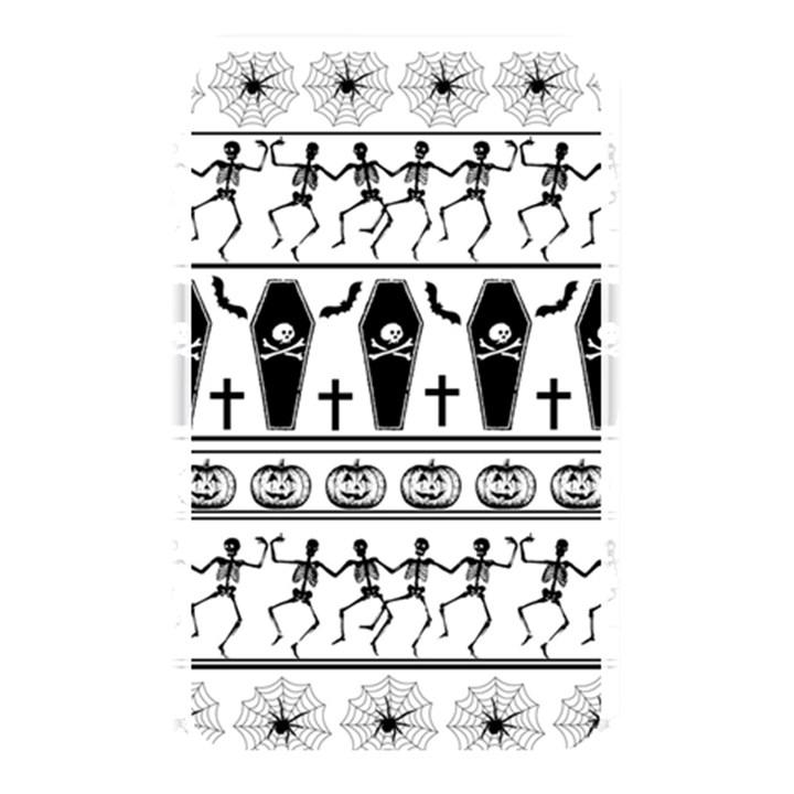 Halloween pattern Memory Card Reader