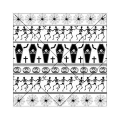 Halloween Pattern Acrylic Tangram Puzzle (6  X 6 )