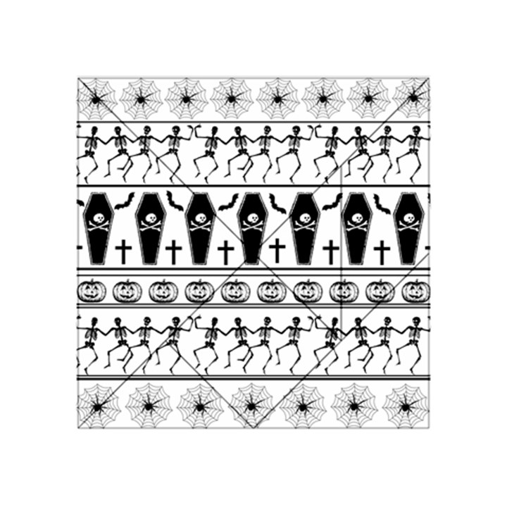Halloween pattern Acrylic Tangram Puzzle (4  x 4 )
