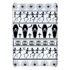 Halloween Pattern Apple Ipad Mini Hardshell Case